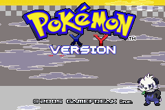 Pokemon X & Y (GBA) GBA ROM Hacks