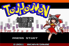 Touhoumon Another World GBA ROM Hacks
