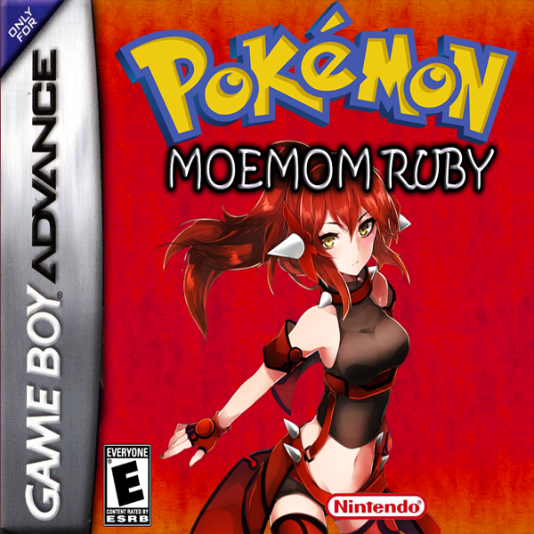 Moemon Revival Ruby GBA ROM Hacks