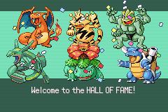 Pokemom Emerald 386 Screenshot