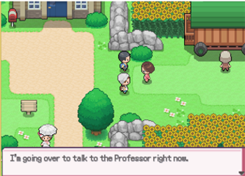 Pokemon Ethereal Gate Screenshot