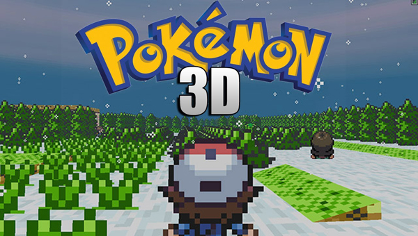 Pokemon 3D PC Hacks