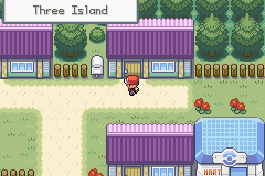 Pokemon: Adventure to Empire Isle GBA ROM Hacks