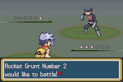 Pokemon Aqua Blue Screenshot