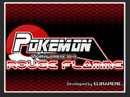 Pokemon Blazed Red RMXP Hacks