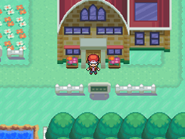 Pokemon Blazed Red Screenshot