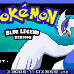 Pokemon Blue Legend