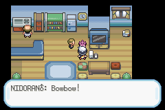 Pokemon Blue Legend Screenshot