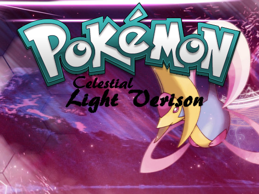 Pokemon Celestial Light Screenshot