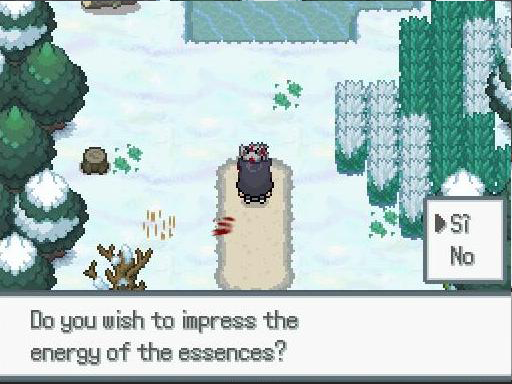 Pokemon Chion Screenshot