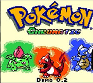 Pokemon Chromatic RMXP Hacks