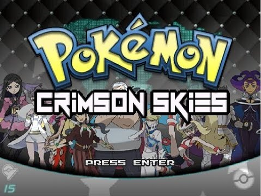 Pokemon Crimson Skies RMXP Hacks