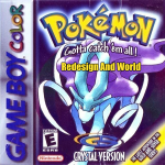 Pokemon Crystal Redesign And World
