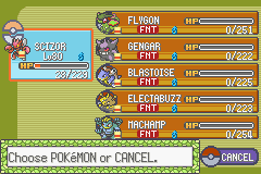 Pokemon Delta Emerald GBA ROM Hacks