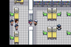 Pokemon Emeraude Pâle GBA ROM Hacks