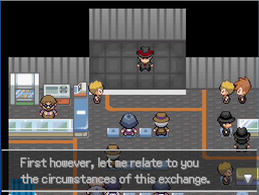 Pokemon Exile RMXP Hacks