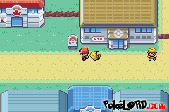 Pokemon Hard-Fire GBA ROM Hacks