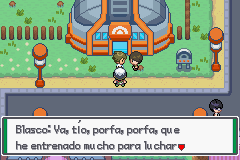 Pokemon Hoenn Adventures Screenshot