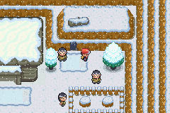 Pokemon: Intel Screenshot