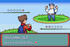 Pokemon Islas Doradas Screenshot