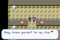Pokemon Kyanite Screenshot