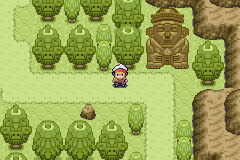 Pokemon Lost Treasure GBA ROM Hacks