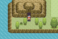 Pokemon Lost Treasure Screenshot