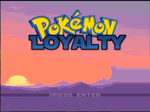 Pokemon Loyalty RMXP Hacks
