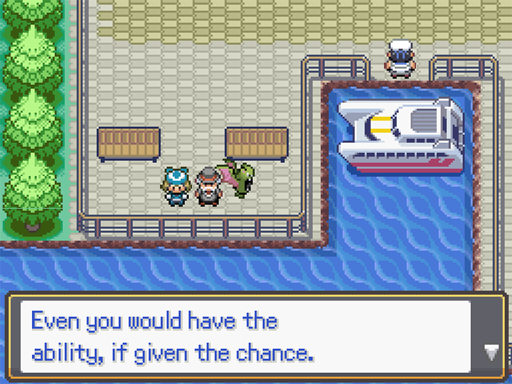 Pokemon Loyalty Screenshot