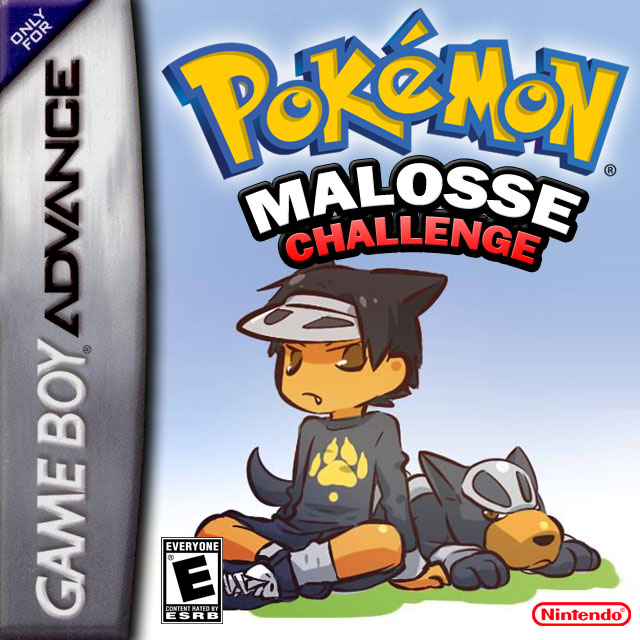 Pokemon Malosse Challenge GBA ROM Hacks