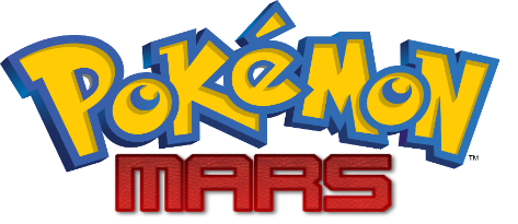 Pokemon Mars GBA ROM Hacks