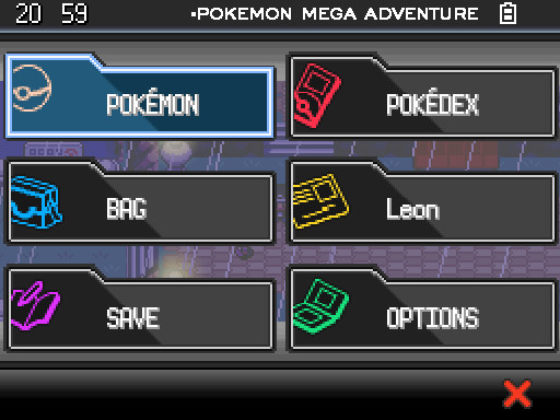 Pokemon Mega Adventure RMXP Hacks