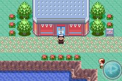 Pokemon Mega Sapphire GBA ROM Hacks