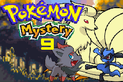 Pokemon Mystery 9 GBA ROM Hacks