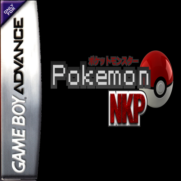 Pokemon NKP GBA ROM Hacks