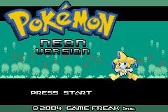 Pokemon Neon Screenshot