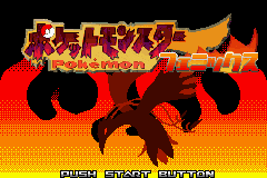 Pokemon Phoenix GBA ROM Hacks