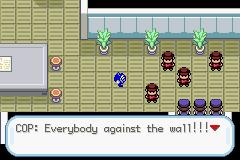 Pokemon Poli Edition Screenshot