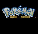 Pokemon Pyrite GBC ROM Hacks