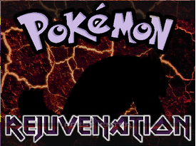 Pokemon Rejuvenation RMXP Hacks