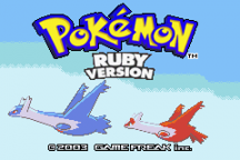 Pokemon Ruby Destiny - Broken Timeline GBA ROM Hacks