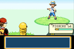Pokemon Rusty GBA ROM Hacks