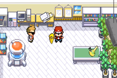Pokemon Rusty Screenshot