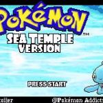 Pokemon Sea Temple