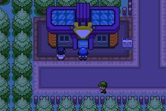 Pokemon Sea Temple Screenshot