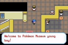 Pokemon Sea Temple GBA ROM Hacks