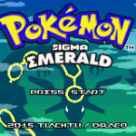 Pokemon Sigma Emerald