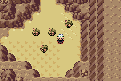 Pokemon Sigma Emerald GBA ROM Hacks