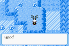 Pokemon Sigma Emerald Screenshot