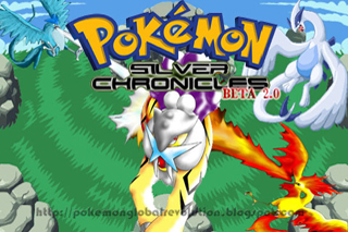 Pokemon Silver Chronicles RMXP Hacks